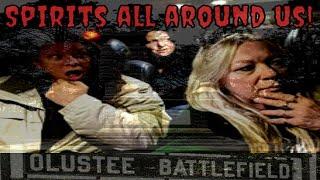 """Haunted Battlefield """"Spirits all around us""""!"""