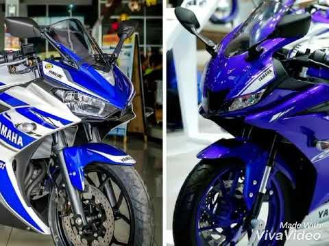 2018 Yamaha YZF-R15 V3 VS R25 comparison