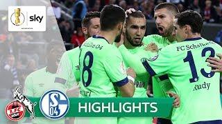 1. FC Köln - FC Schalke 04 5:6 i.E. | Highlights - DFB-Pokal 2018/19 | 2. Runde