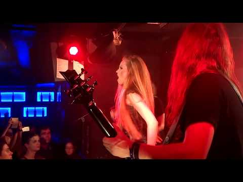 XANDRIA - Voyage Of The Fallen .... @ PARIS - O' Sullivans Backstage - Nov. 23, 2017