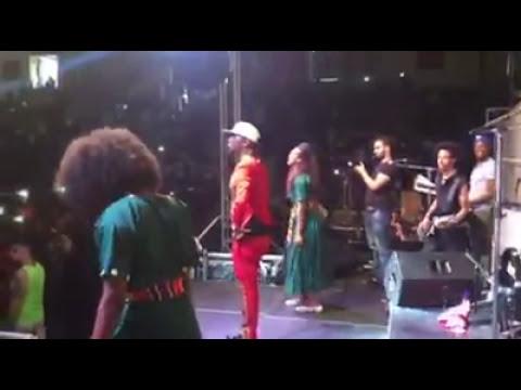 Jacky Gosee's Concert in Beirut-Sela Bey