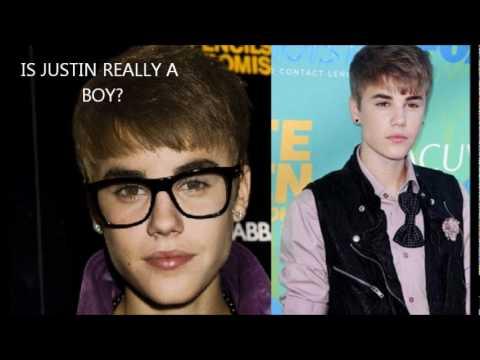 Was Justin Bieber Born A Girl?