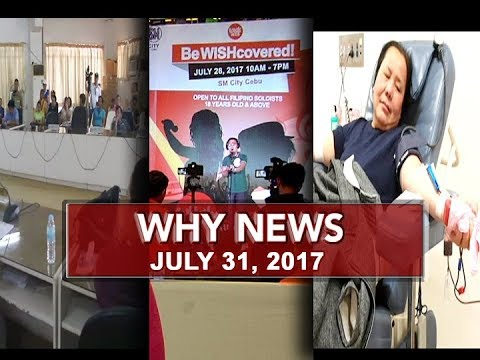 UNTV: Why News (July 31, 2017)