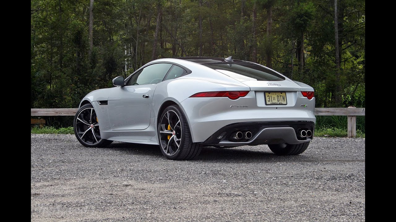 2016 jaguar f type coupe r 500 horsepower youtube. Black Bedroom Furniture Sets. Home Design Ideas