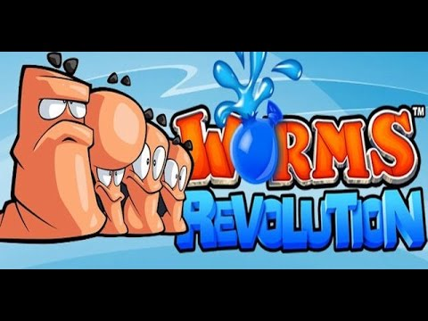 Ep 6 Purple Apples Inc play Worms Revolution