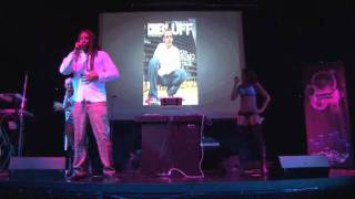 BLUFF Magazine Party Las Vegas Nevada by Robert (Vegas Bob) Swetz 7-6-2011