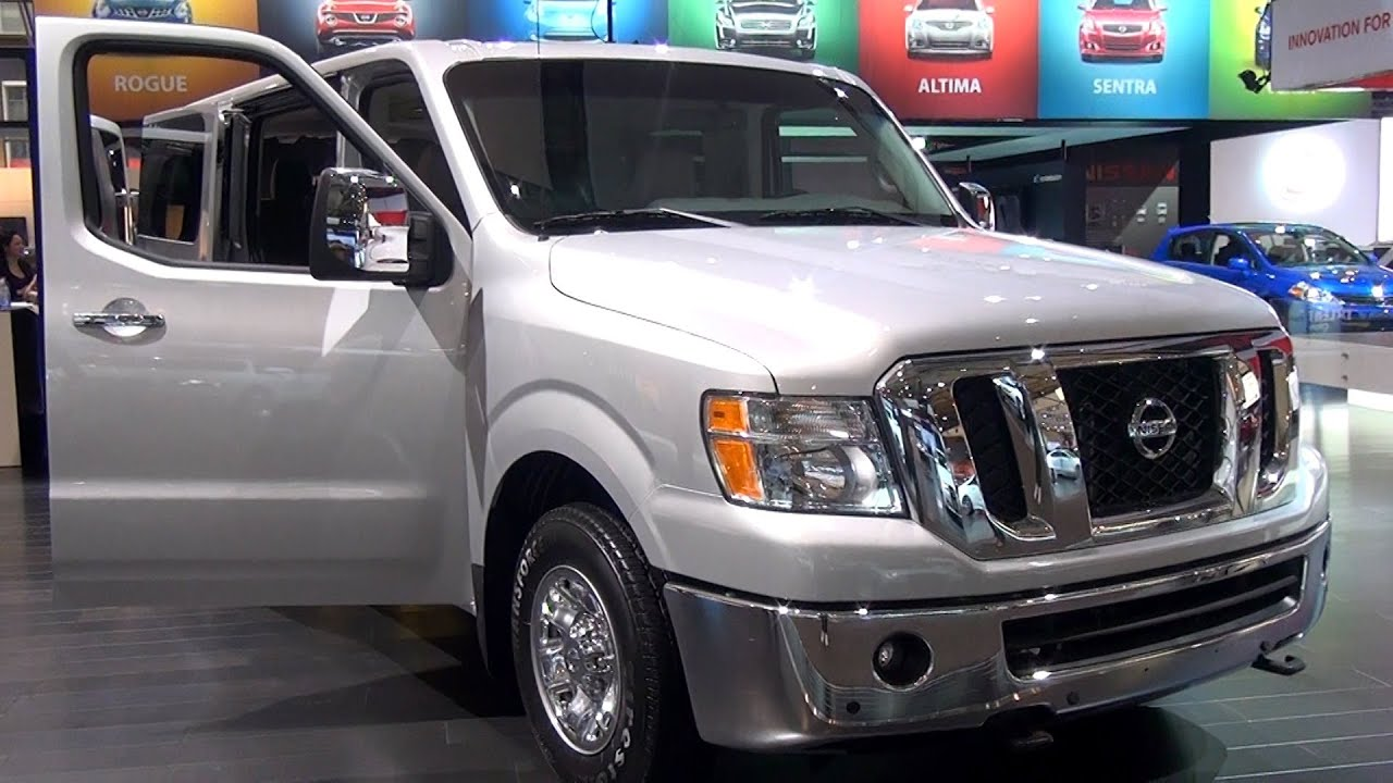 youtube nv watch nissan passenger van