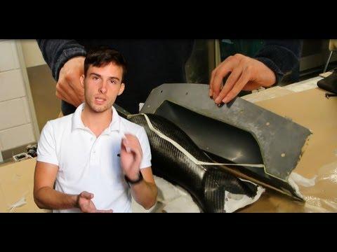 Introduction On Split-moulds and Prepreg Carbon Fiber