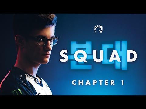 Liquid LoL | SQUAD: Chapter 1 - Pilot