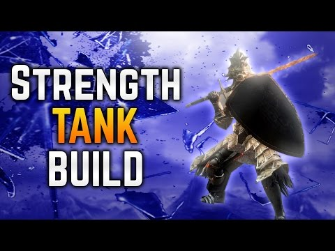 Dark Souls 3 Builds - Pure Strength Tank (PvE/PvP)(STR/Pyro) - Good Overall Build
