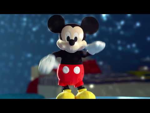Hot Diggity Dancing Mickey Official TV Commercial