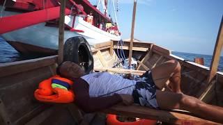 Ekspedisi Pinisi Bakti Nusa: Simulasi Situasi Darurat Pelayaran