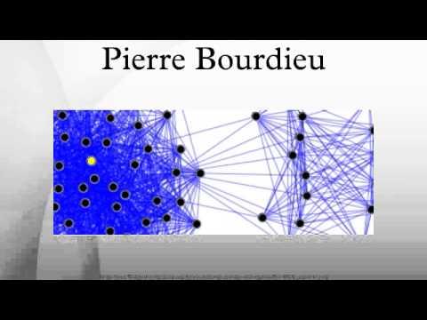 Pierre Bourdieu Youtube
