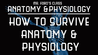 Anatomy & Physiology Introduction & Survival Tips - Old