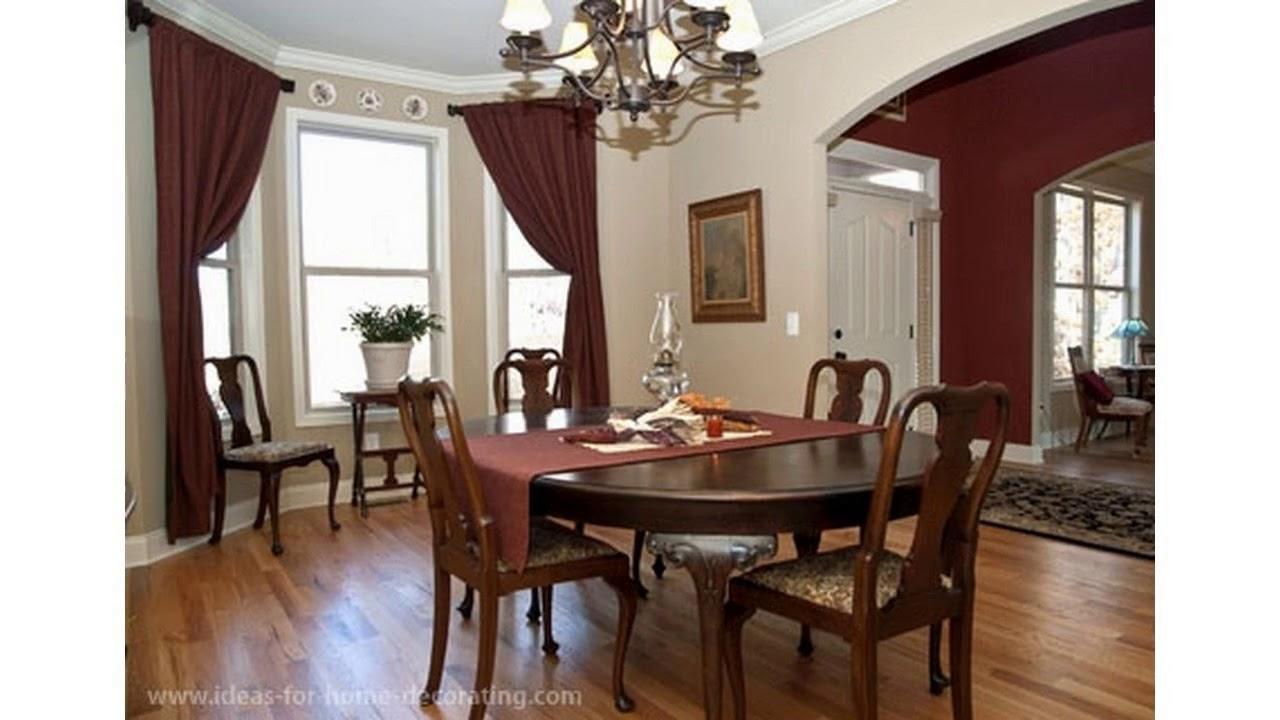 dining room curtain ideas youtube
