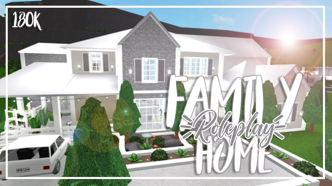 Cheap Family House On Bloxburg Youtube Infinite Robux Hack 2018