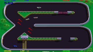 CHAMPIONSHIP SPRINT - Atari Games 1986 by Sala Giochi 1980
