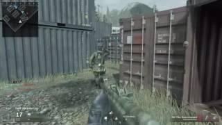 Cod4 Remastered Multiplayer Shipment Gameplay