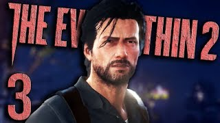 The Evil Within 2 - Part 3 | Sewers | The Marrow | First Person Gas Mask