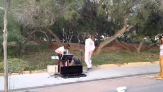 dernier crie - hula hoop queen (Bachelors Edition @ Mallorca)