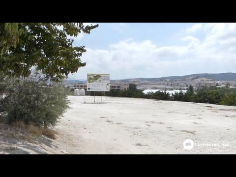 VÍDEO: El Parque Europa más cerca: luz verde al proyecto de la pasarela sobre el río Lucena y aparcamientos