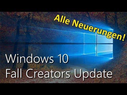 Windows 10 Fall Creators Update: Alle Neuerungen im Überblick (Review/Deutsch)