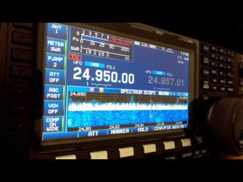 VK9CK Cocos Keeling Is 12M SSB de BX4AG 2016/03/18