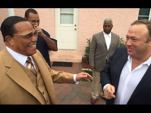 Louis Farrakhan Alex Jones Full Interview [HD 720] January 20 2016 InfoWars