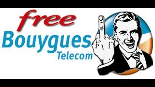 mon probleme internet free et box 4g bouygue (parti 1 -2 )