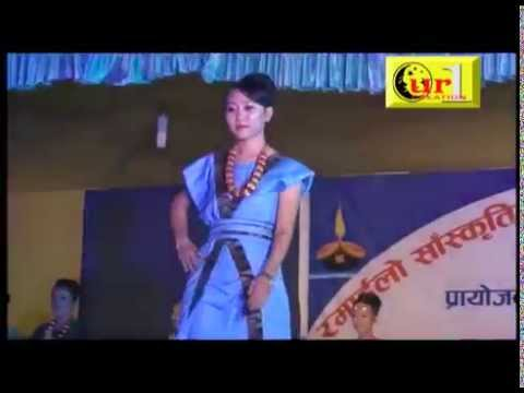 LIMBU DRESS FASHION SHOW