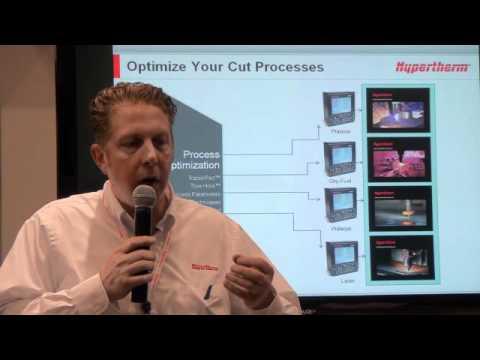 FABTECH 2011 Rapid Part technology presentation
