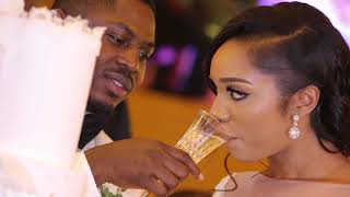 Ovation Platinum Wedding Between Neya Uzor Kalu and Lawrence Iyere