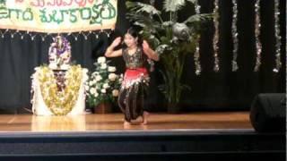 Diya Deepak - Dance Medley - CTA Ugadi 2010