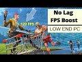 Fortnite - Boost FPS / Increase Performance - New Method 2018 Season 5