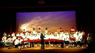(vol1)平成23年'上郡中学校吹奏楽部定期演奏会'in生涯学習センター(2011.11.12)