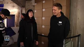 Felix Kummer eröffnet Plattenladen Kiox