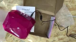 Гибридная ультрафиолетовая-led лампа для гель лака 36W.Лампа для ногтей | CCFL UV LED LAMP(, 2016-05-20T06:54:35.000Z)