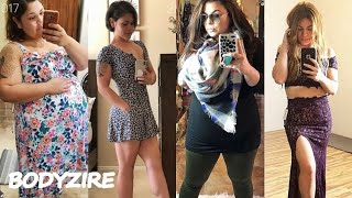 10 Amazing Weight Loss Transformations You Must See - Women Weight Loss Before And After Motivation