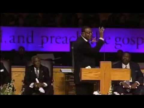 Dr. Ternae Jordan gives the eulogy for his beloved father Pastor Melvin Jordan Part II