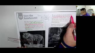 Publication Date: 2021-06-22 | Video Title: Save the Rainforest #豐富詞彙結構 #學