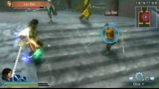 dynasty warriors strikeforce cao pi vs orochi