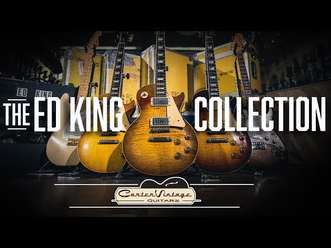 The Ed King Collection at Carter Vintage Guitars