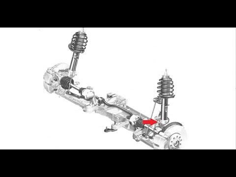federn wechseln VW Golf 5 Golf V Federbruch suspension