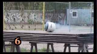SILVESTER 2013 EXTREME KUGELBOMBE (HD)