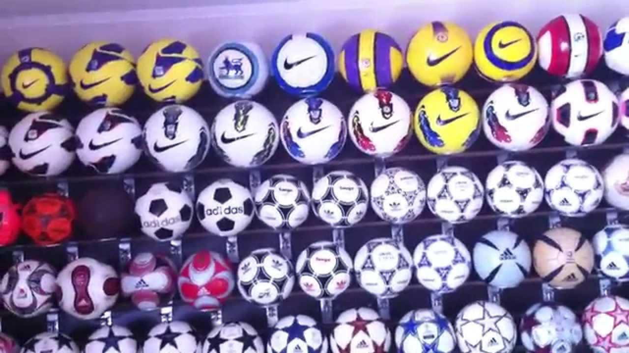 Coleccion Balones mini - YouTube 6867afd8ff5e1