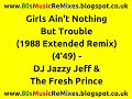 Thumbnail for Girls Ain't Nothing But Trouble (1988 Extended Remix) - DJ Jazzy Jeff & The Fresh Prince