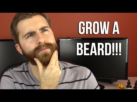 How to Grow a Beard! - No Shave November