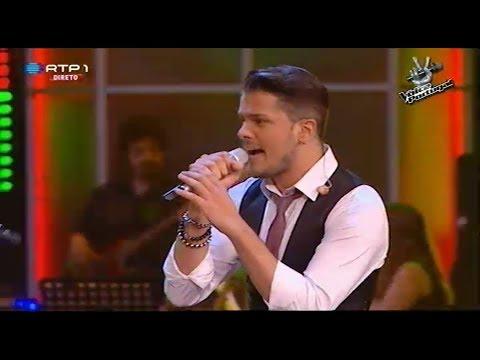 "Mickael Carreira e Equipa - ""Bailando"" - Gala 2 - The Voice Portugal - S2"