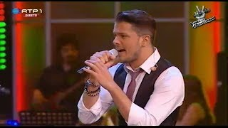 "Mickael Carreira e Equipa - ""Bailando"" - Gala 2 - The Voice Portugal - S2"