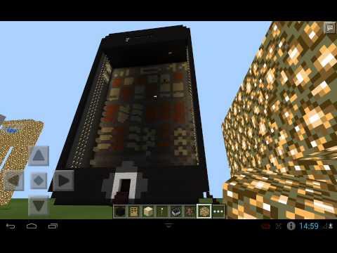 Скачать Большой iPhone 5 для игры в minecraft